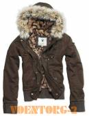 Куртка Ladies Blouson Vintage | Цвет Brown